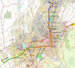 Almaty-Metro-Map